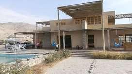 Venta Casa de Campo Cieneguilla 00643
