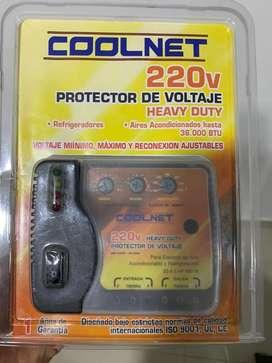 Protector de voltaje