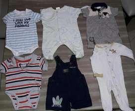 ropa para bebe de 3 a 9 meses de segunda