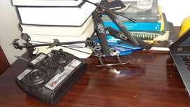 Vendo Helicóptero Radio Control