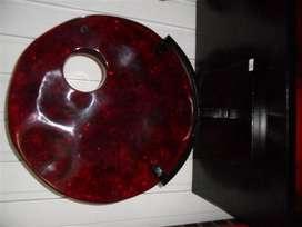 Decoración en resina importada