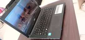 "Permuto Notebook ACER ES 14"" por celular SAMSUNG A30 o similar"