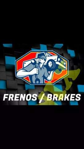 TALLER DE FRENOS
