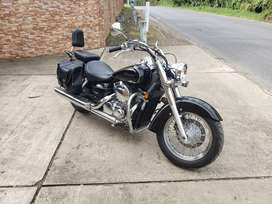 Honda Shadow 2004 cc 750