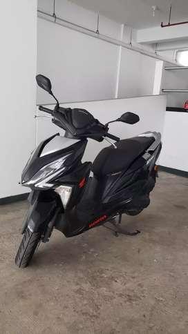 Moto Honda Elite 2018