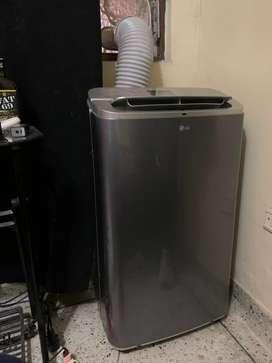 Aire acondicionado LG