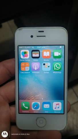 iPhone 4s libre de todo