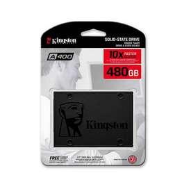 Disco Solido Ssd Kingston 480gb A400 - Pc Laptop