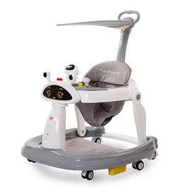 Andador caminador para bebés con luz led y musical