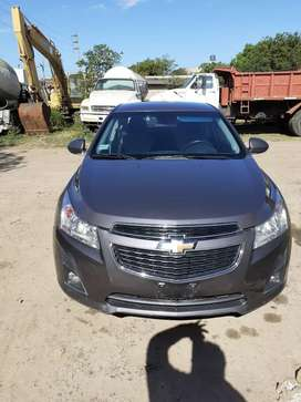 VENDO IMPECABLE CHEVROLET CRUZE LT , 1ERA MANO, POCO USO, IMPECABLE