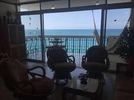 Alquilo departamento en Salinas con vista al mar, Condominio El Picudo, San Lorenzo