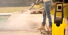 Alquiler Hidrolavadoras Limpieza