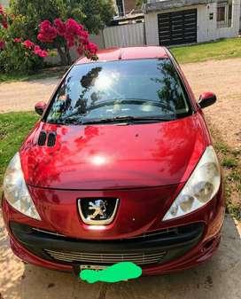 Vendo peugeot 207 modelo 2011 disponible en Resistencia