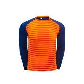Buzo Para Arquero Con Protecciones - Naranja
