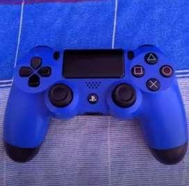 Control original color azul +1 funda +Gafas VR