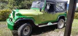 Hermoso jeep