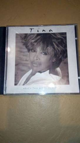 Cd Tina Turner What Love Got To Do With It
