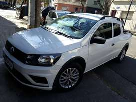 VOLKSWAGEN SAVEIRO DOBLE CABINA FULL 2016