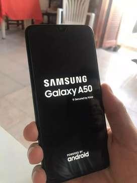 Samsung a50 impecable! 3 meses de uso. Completo en caja