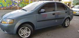 Vendo vehículo Chevrolet Aveo