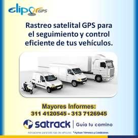 Tecnología GPS para cualquier tipo de Vehículo