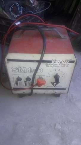 Se vende soldadora electrica