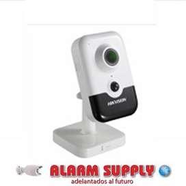 Hikvision - Network surveillance camera - 2MP/H265/1/2.8CMOS