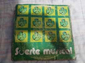 Vinilo Suerte Musical