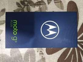 Motorola moto g9 plus 128gGB - Nuevo-Sellado