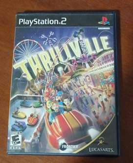 Thrillville Play Station 2