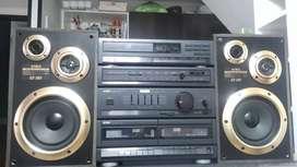 Equipo de sonido AIWA VINTAGE SX-350