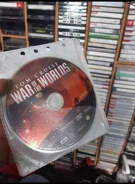 DVDs sin caja originales a 3000