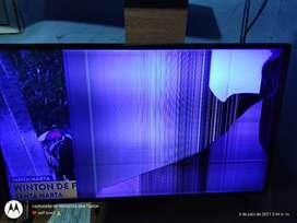 Televisor para repuestos