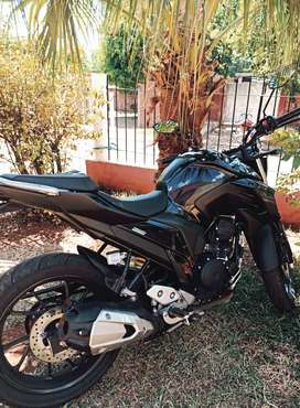 Vendo Yamaha fz 25 impecable