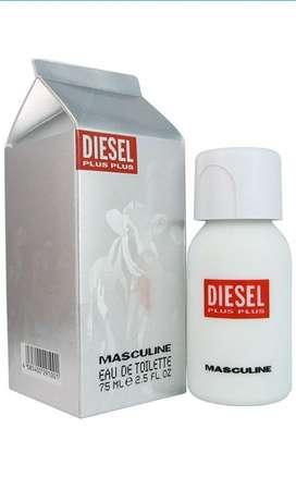 Perfume Diesel Plus de 75ml para hombre traído de Usa. Completamente sellado y original