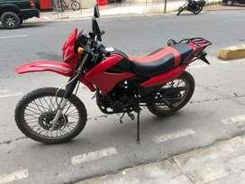 Vendo moto Tundra 200