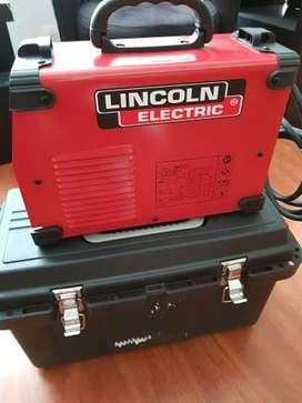 Soldadora Electrica Lincoln 200 Amperios 110/220