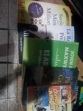 Libros finanza y desarrollo personal