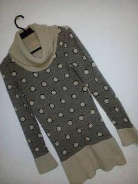 Saco de lana talla m, ver descripción
