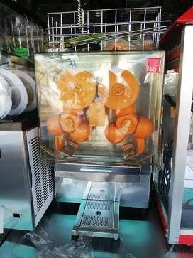 Extractor de naranjas
