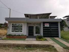 Hermosa casa de venta en Caluma