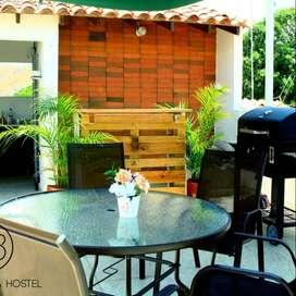 Apartamento en el jardín semi amoblado con servicios incluidos
