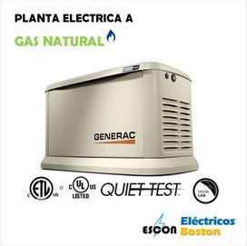 PLANTA ELECTRICA A GAS NATURAL