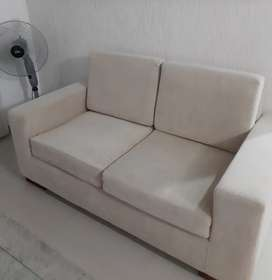 Vendo sofá de 2 puestos