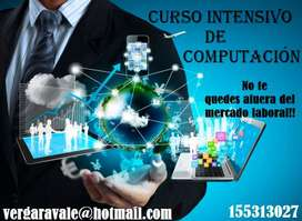 CURSO INTENSIVO DE COMPUTACION