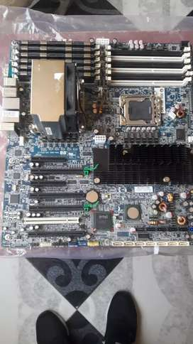 COMBO XEON X5650 BOARD DUAL XEON 1366 24 GB EN RAM DDR3