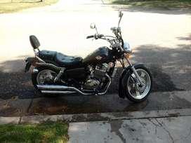 Vendo impecable moto mondial 250