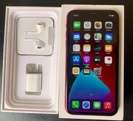 Iphone 11 128gb red importado
