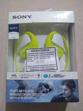Reproductor Sony mp3