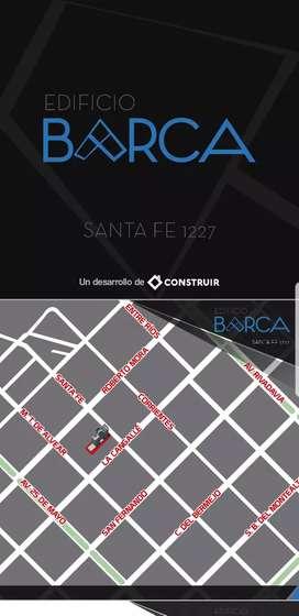 Edificio Barca, Resistencia, Santa Fe 1127, venta desde el pozo.
